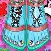Monster High Foot Spa