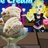 MONSTER HIGH PERFECT PEANUT BUTTER ICE CREAM