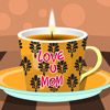 MOTHERS DAY TEACUP CANDLE