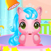 MY BABY PONY CARE GAME