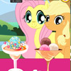 MY LITTLE PONY ICE CREAM PARLOR
