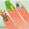 NAIL STUDIO ANIMAL DESIGN GAME