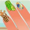 NAIL STUDIO ANIMAL DESIGN GAME
