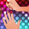 NAIL STUDIO POLKA DOT DESIGN