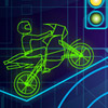 NEON WORLD BIKER GAME