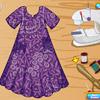 OLD DRESS MAKEOVER GAME