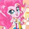 PINKIE PIE SCHOOL SPIRIT STYLE DRESS UP
