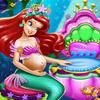 PREGNANT ARIEL MATERNITY DECO