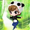 PANDA BABY DRESS UP