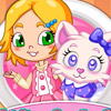 PET STARS DAZZLING KITTY GAME