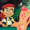 PIRATE JACK FOOT DOCTOR