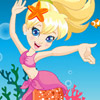 POLLY POCKET MERMAID WORLD