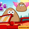 POU KARTING GAME