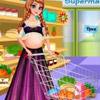 PREGNANT ANNA SHOPPING