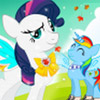 PRETTY MY LITTLE PONY DRESS UP