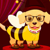 PUPPY VALENTINE DRESS UP GAME