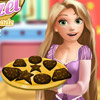 RAPUNZEL COOKING CHOCOLATE GAME