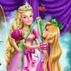 RAPUNZEL MAGIC TAILOR GAME