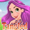 RAPUNZEL TANGLED FACIAL MAKEOVER