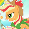 RAINBOW POWER APPLEJACK GAME