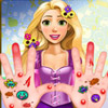 RAPUNZEL HAND TREATMENT