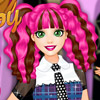 RAPUNZEL'S MONSTER HIGH COSTUMES