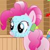 Rosie With Her Pony