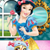 SNOW WHITE MUFFIN PALACE PETS