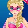 SUPER ELSA DRESS UP