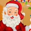 SANTA CLAUS DRESS UP GAME