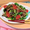 Sara's Cooking Class: Thai Beef Salad