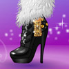 SHOES DESIGNER WINTER BOOTS GAME