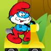 SMURFS FUN RACING GAME