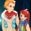 SNOW NIGHT COUPLE GAME