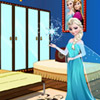 SNOW QUEEN ROOM GAME