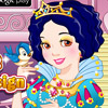 SNOW WHITE HAIRCUTS DESIGN