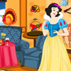 SNOW WHITE THANKSGIVING ROOM DECOR