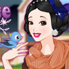 SNOW WHITE TODAY DRESS UP GAME