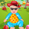 Stylish Baby Dressup Game