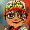 SUBWAY SURFER FACE TATTOO
