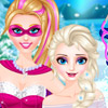 SUPER BARBIE RESCUE ELSA DOCTOR