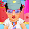 SWEET BABY DRESS UP GAME FOR KID