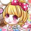 SWEET CANDY SHOP GIRL DRESS UP GAME