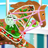 SWEET PONY GINGERBREAD DECORATION GAME