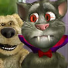 TALKING TOM CAT HALLOWEEN