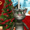TALKING TOM XMAS DECOR