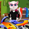 TALKING ANGELA MOTO INSURANCE