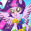TWILIGHT SPARKLE ARCHERY STYLE DRESS UP