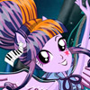 TWILIGHT SPARKLE ROCKING HAIRSTYLE