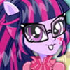TWILIGHT SPARKLE SCHOOL SPIRIT STYL DRESS UP